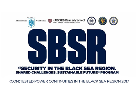 """Security in the Black Sea Region. Shared Challenges, Sustainable Future"" – 2017 edition"